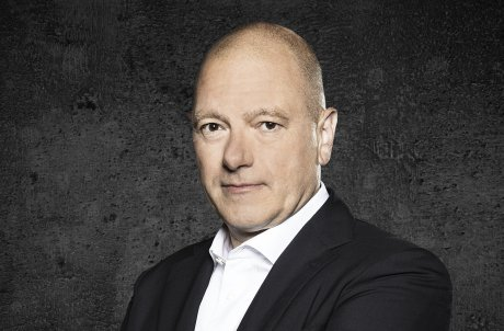 Portrait Dr Christian Scheier